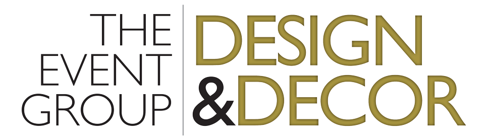 The Event Group Design & Decor Logo