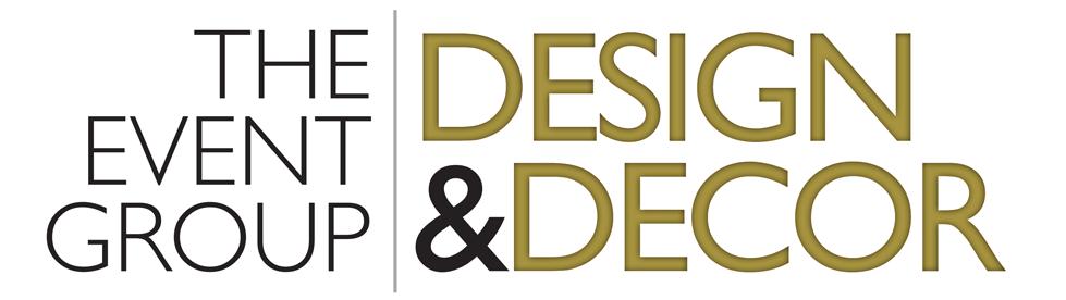 The Event Group Design & Decor Logo